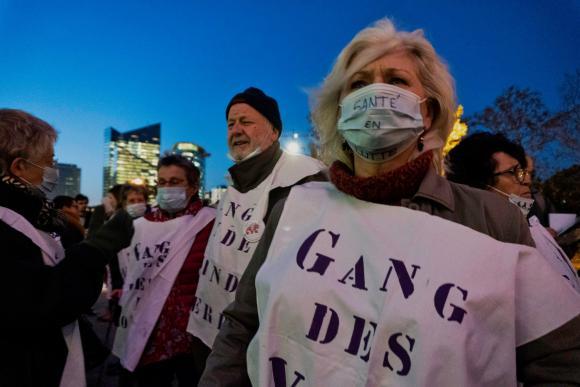 Gang des vieux en colère: